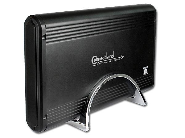 boitier externe usb v2 0 pour disque dur 3 5 sata. Black Bedroom Furniture Sets. Home Design Ideas