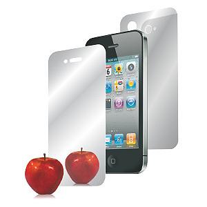 Film miroir protecteur pour iphone 4 for Film protecteur effet miroir