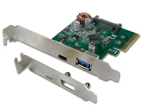 Carte USB 3.1 PCI-EXPRESS